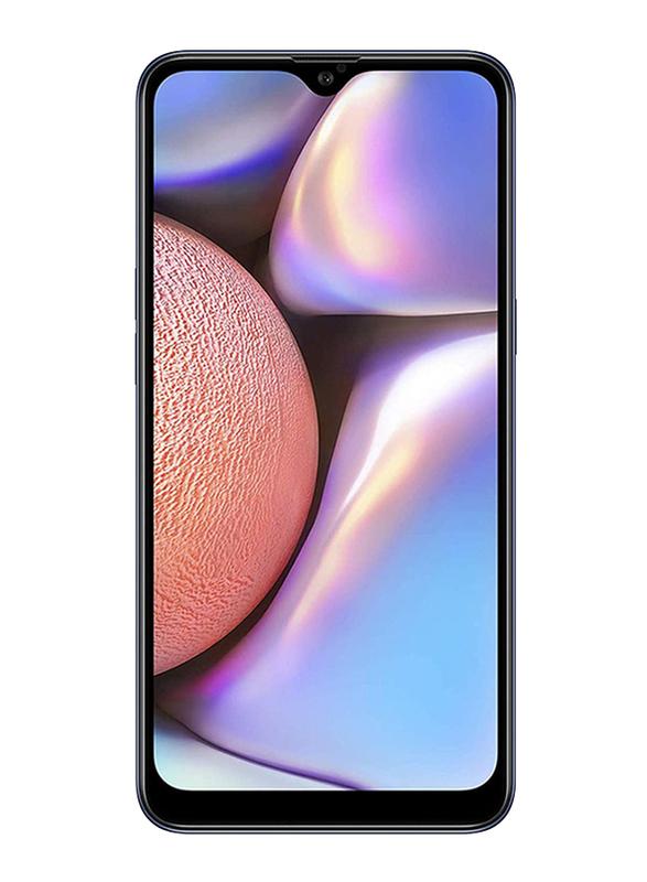 Samsung Galaxy A10s 32GB Blue, 2GB RAM, 4G LTE, Dual Sim Smartphone, UAE Version