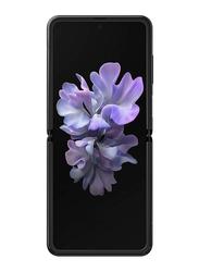 Samsung Galaxy Z Flip 256GB Mirror Black, 8GB RAM, 4G LTE, Single SIM Smartphone, UAE Version