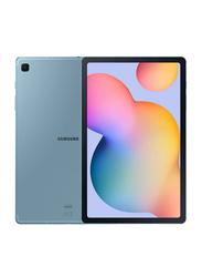 Samsung Galaxy Tab S6 Lite 64GB Blue 10.4-Inch Tablet, 4GB RAM, Wi-Fi Only, with Pen, UAE Version