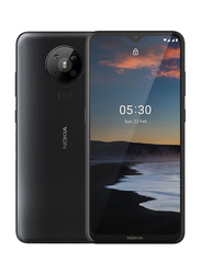 Nokia 5.3 64GB Charcoal, 4GB RAM, 4G LTE, Dual Sim Smartphone