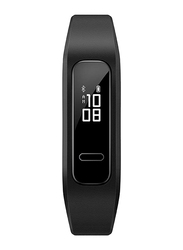 Huawei Band 3E 14.8mm Activity Tracker, Black Case with Black Band