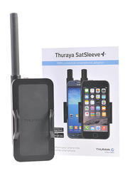 Thuraya Satellite Satsleeve+ for iPhone and Android Smartphones, Black