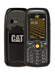 CAT B25 512MB Black, 256MB RAM, 2G, Dual Sim Normal Mobile Phone