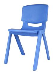 Rainbow Toys Smiley Multipurpose Kids Chair, 57cm, Blue