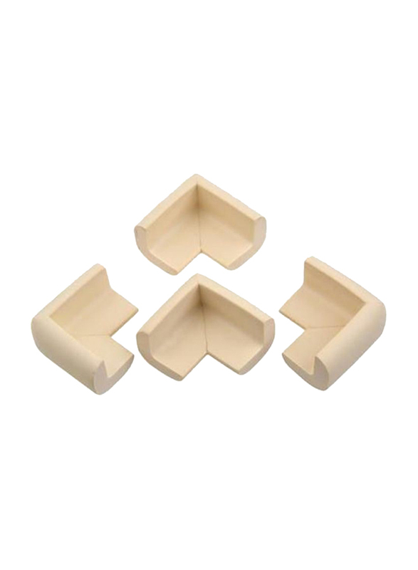 Rainbow Toys Safety Edge Guards, 4 Pieces, Beige