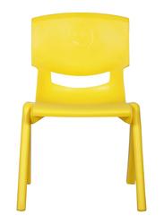 Rainbow Toys Kids Chair, 44cm, Yellow