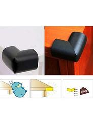 Rainbow Toys Multifunctional Edged Anti-Collision Protector Set, 6 Pieces, Black