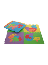 Rainbow Toys Picture Play Mat, Multicolor