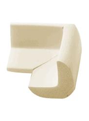 Rainbow Toys 10-Piece Table Corner Edge Protector Set, White