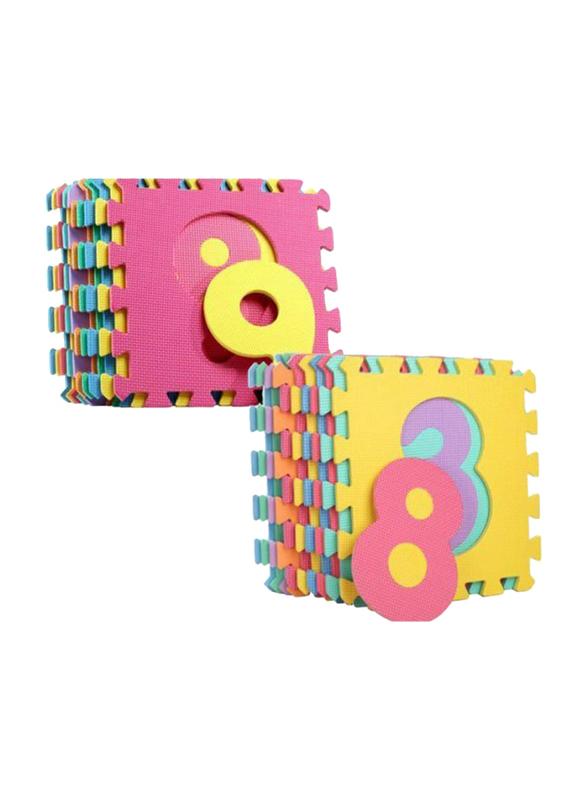 Rainbow Toys Foam Play Mat, Multicolor