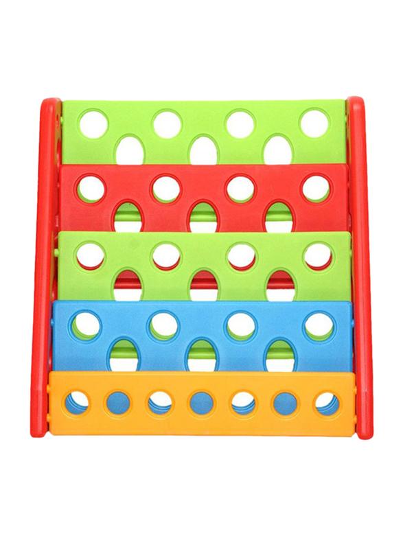 Rainbow Toys Book Rack, Multicolor