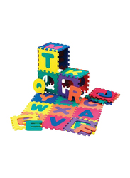 Rainbow Toys Play Mat Jigsaw and Puzzles Toy, Multicolor