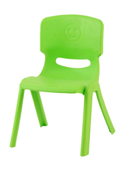 Rainbow Toys Clipart Student Chair, 66 x 42 x 35cm, Green