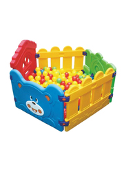 Rainbow Toys Toy Fences Ball Pit, Ages 3+