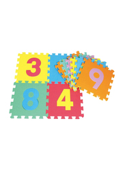 Rainbow Toys Numbers Play Mat, Multicolor