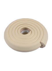 Rainbow Toys L Shape Extra Thick Furniture Table Edge Protectors, Beige