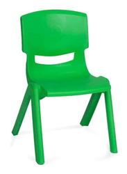 Rainbow Toys Luvlap Baby Chair, Green