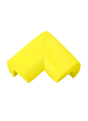 Rainbow Toys Rubber Cushions Table Corner Guard Protector, Yellow