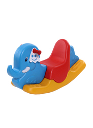Rainbow Toys Elephant Rocker Ride On See Saw, Ages 1+