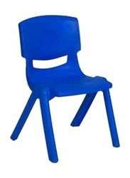 Rainbow Toys Plastic Stackable Chair, 53 x 32 x 35cm, Blue