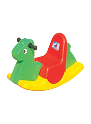 Rainbow Toys Rocking Horse Seesaw, Multicolor, Ages 3-4 Years