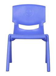 Rainbow Toys Kids Chair for Home & School, 51cm, Blue