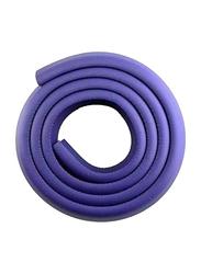Rainbow Toys 2-Meter Rubber Foam Corner Protector Strip, Purple