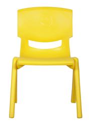 Rainbow Toys Kids Chair, 35cm, Yellow