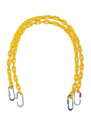 Rainbow Toys Playkids Fully Coated Chain, Yellow, 150cm, Ages 3+