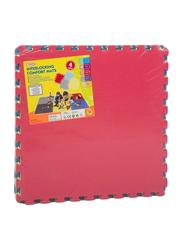 Rainbow Toys 4 Piece Rubber Protective Floor Mat Set, 62 x 62cm, Ages 3+, Multicolor