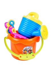Rainbow Toys Beach Toys Set, 9 Pieces, Ages 3+