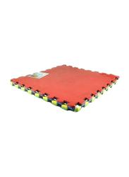 Rainbow Toys 4 Piece Puzzle Foam Mat Set, 60 x 60 x 1cm, Ages Upto 12 Months, Multicolor