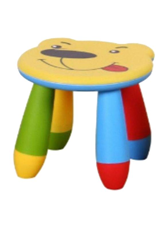 Rainbow Toys Stool Chair, E6207, Multicolor