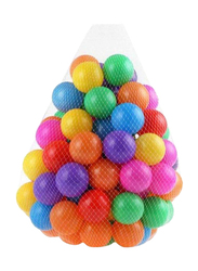 Rainbow Toys Colorful Ball Set, 100 Pieces