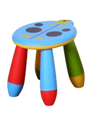 Rainbow Toys Stool Chair, Blue/Yellow/Red/Green