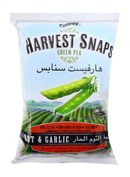 Harvest Snaps Hot & Garlic Green Pea, 34g