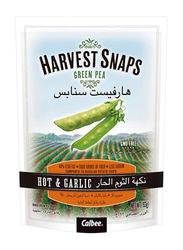 Harvest Snaps Hot & Garlic Green Pea, 93g