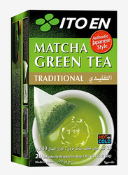 Ito En Macha Traditional Green Tea, 20 Tea Bags, 30g