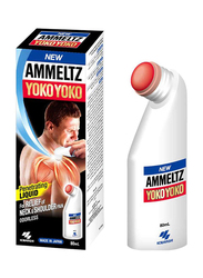 Ammeltz Yoko Yoko Neck and Shoulder Pain Relief Penetrating Liquid, 80ml