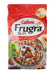 Calbee Frugra Fruits and Granola, 500g