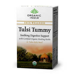 Organic India Tulsi - Tummy  - 18 Tea Bags