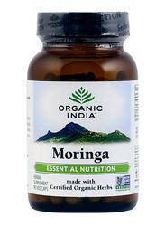 Organic India Moringa Herbal Supplement, 90 Capsules