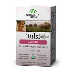 Organic India Tulsi Jasmine  - 18 Tea Bags