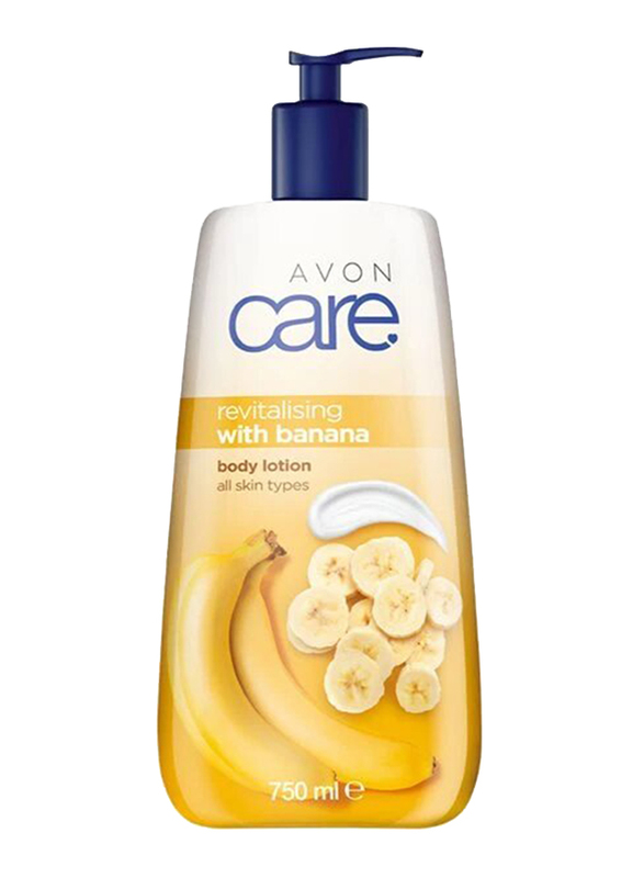 Avon Care Revitalising Banana Body Lotion, 750ml