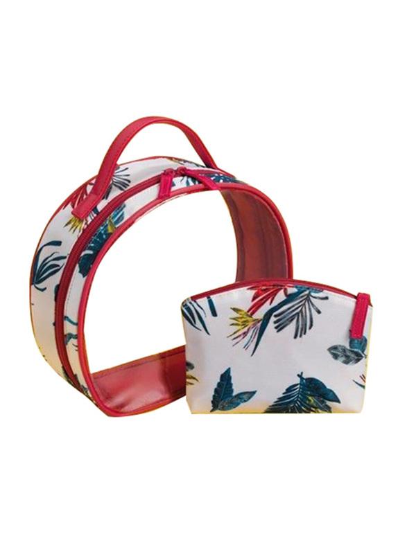 Avon Tropical Vanity Case, Multicolor