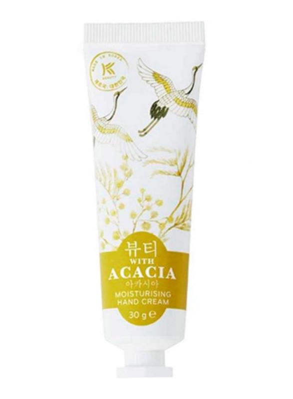 Avon K-Beauty Acacia Moisturizing Hand Cream, 30gm