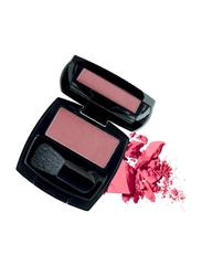 Avon True Colour Luminous Blush with Brush, 6gm, Deep Plum, Pink