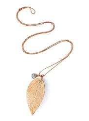 Avon Dalena Pendant Necklace for Women, Gold