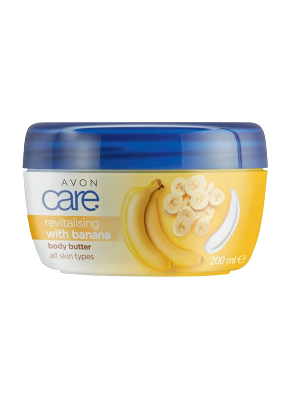 Avon Care Revitalising Banana Body Butter, 200ml