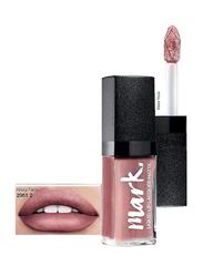 Avon Mark. Liquid Lip Matte, 7ml, Shimmer Kissy Face, Beige
